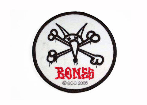 Bones Vato Rat Patch