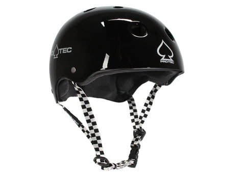 Casque Pro-Tec Classic Certified Black Checker