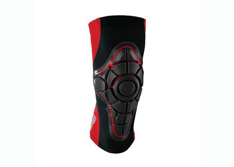 G-Form Pro-X Knee pads red