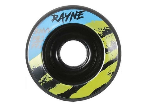 Rayne Envy Wheels 70mm 77a Black