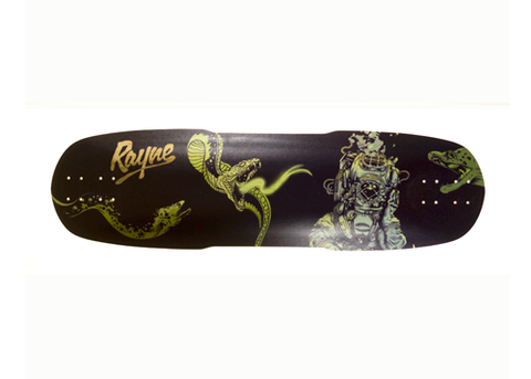 Rayne Exorcist Deep Sea