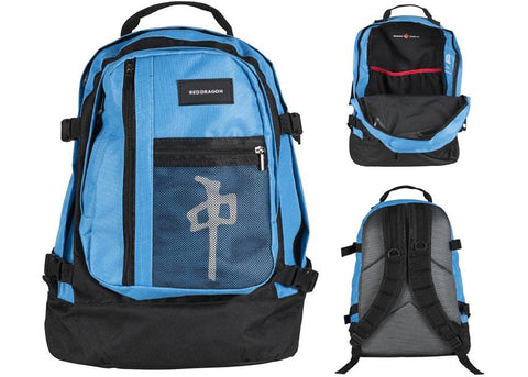 RDS Explorer Backpack Royal Black