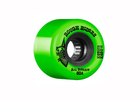 Bones ATF Rough Riders Green 59mm