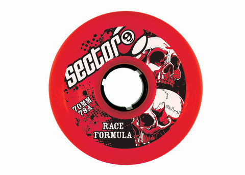 Sector 9 Race Formula Slalom 70mm