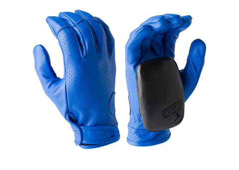 Sector 9 Driver Slide Gloves Bleu