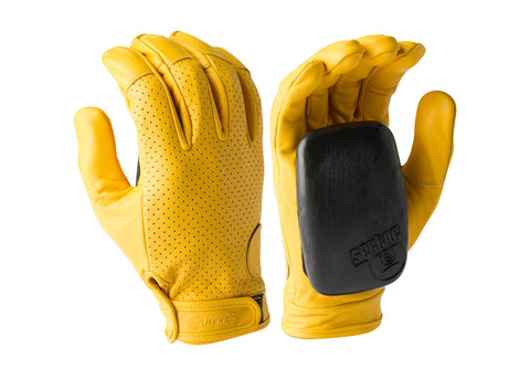 Sector 9 Driver Slide Gloves Jaune