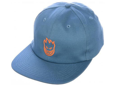 Spitfire Lil Bighead Strapback Blue Orange