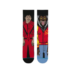 Stance Michael Jackson Red