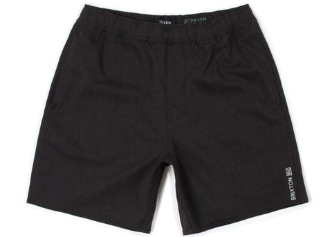 Brixton Steady Crossover Short Black