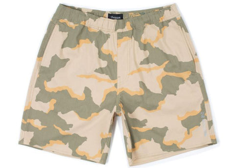 Brixton Steady Crossover Short Desert Camo