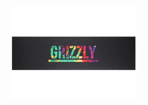 Griptape Grizzly Stamp T-Puds Tie-Dye
