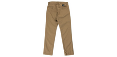 Vans Boys Authentic Chino Stretch Dirt