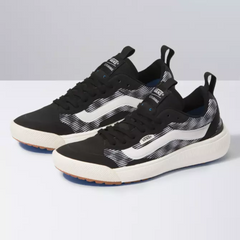 Vans UltraRange Exo Blur Checker Black/Marshmallow