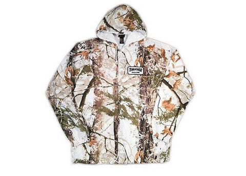 Thrasher Patch Coach Snow Camo