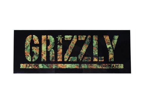 Griptape Grizzly Stamp T-Puds Kush
