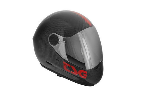 Casque TSG The Pass Carbon Black