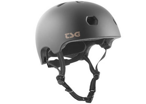 Casque TSG Meta Solid Color Satin Black