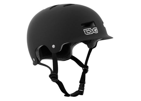 Casque TSG Recon Flat Black
