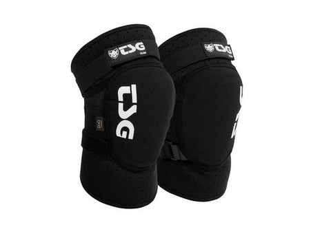 TSG Kneeguard Slim D30 Black