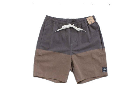 Vans Pressure Deckside Shorts Brown