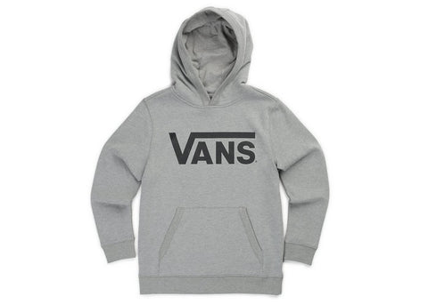 Vans Youth Classic Pullover Cement Heather/ Black