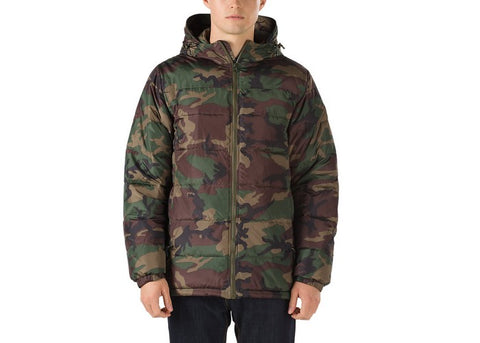 Vans Jacket Woodcrest MTE Camo