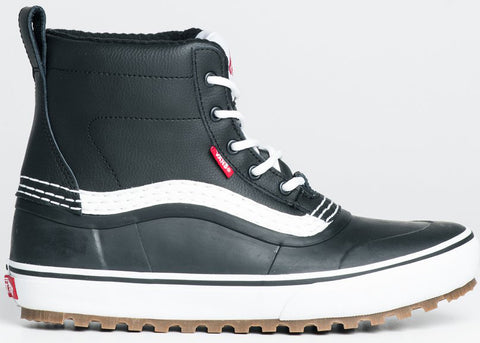 Vans Standard Mid MTE Boot Black/White