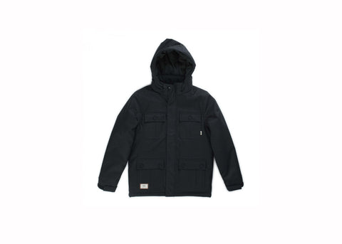 Vans Jacket Youth Mixter II Black