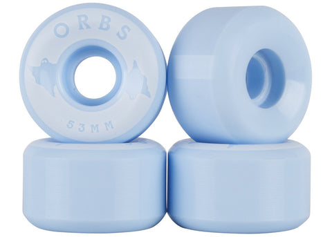 Welcome Orbs Specters Powder Blue 99a 53mm
