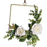 Floral Hoop Wreath Set of 3 - Urban Collective