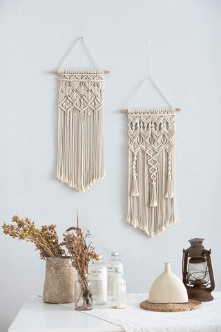 Bohemian Woven Wall Hanging - Urban Collective