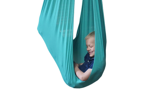 Indoor Sensory Swing for Kids - Urban Collective