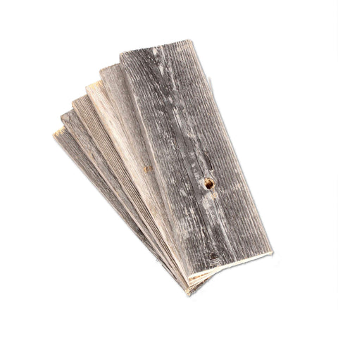 Reclaimed Barn Wood Bundle- 12 inch - Urban Collective
