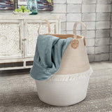 Woven Rope Storage Basket - Urban Collective
