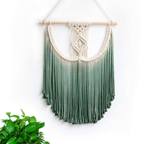 Macrame Wall Hanging Tapestry - Urban Collective