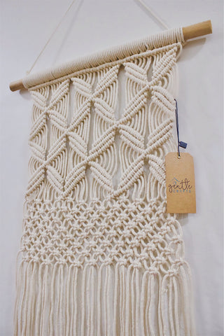 Macrame Woven Tapestry - Urban Collective