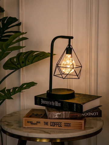 Diamond Shaped Table Lamp - Urban Collective