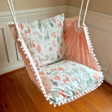 Llama Love Hammock Chair Swing
