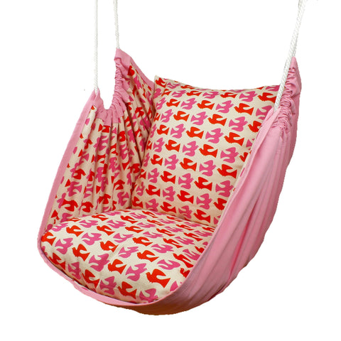 100% Organic Cotton Hammock Chair Swing - Urban Collective