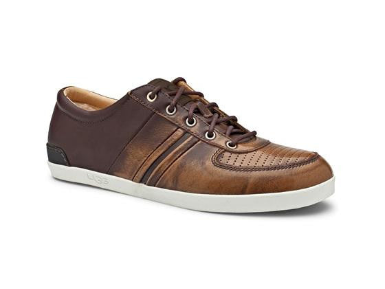 UGG Australia Mens Brook-Lin Chestnut