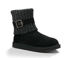 UGG  Womens Cambridge Black