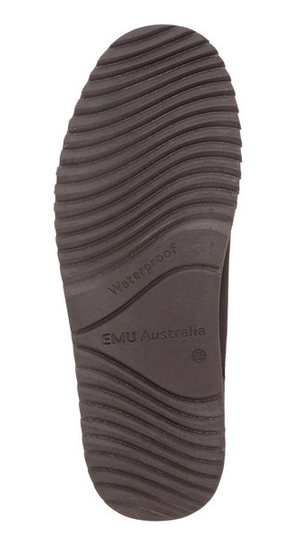 EMU Australia Paterson Leather Lo Chocolate