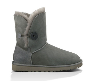 UGG Womens Bailey Button II Grey