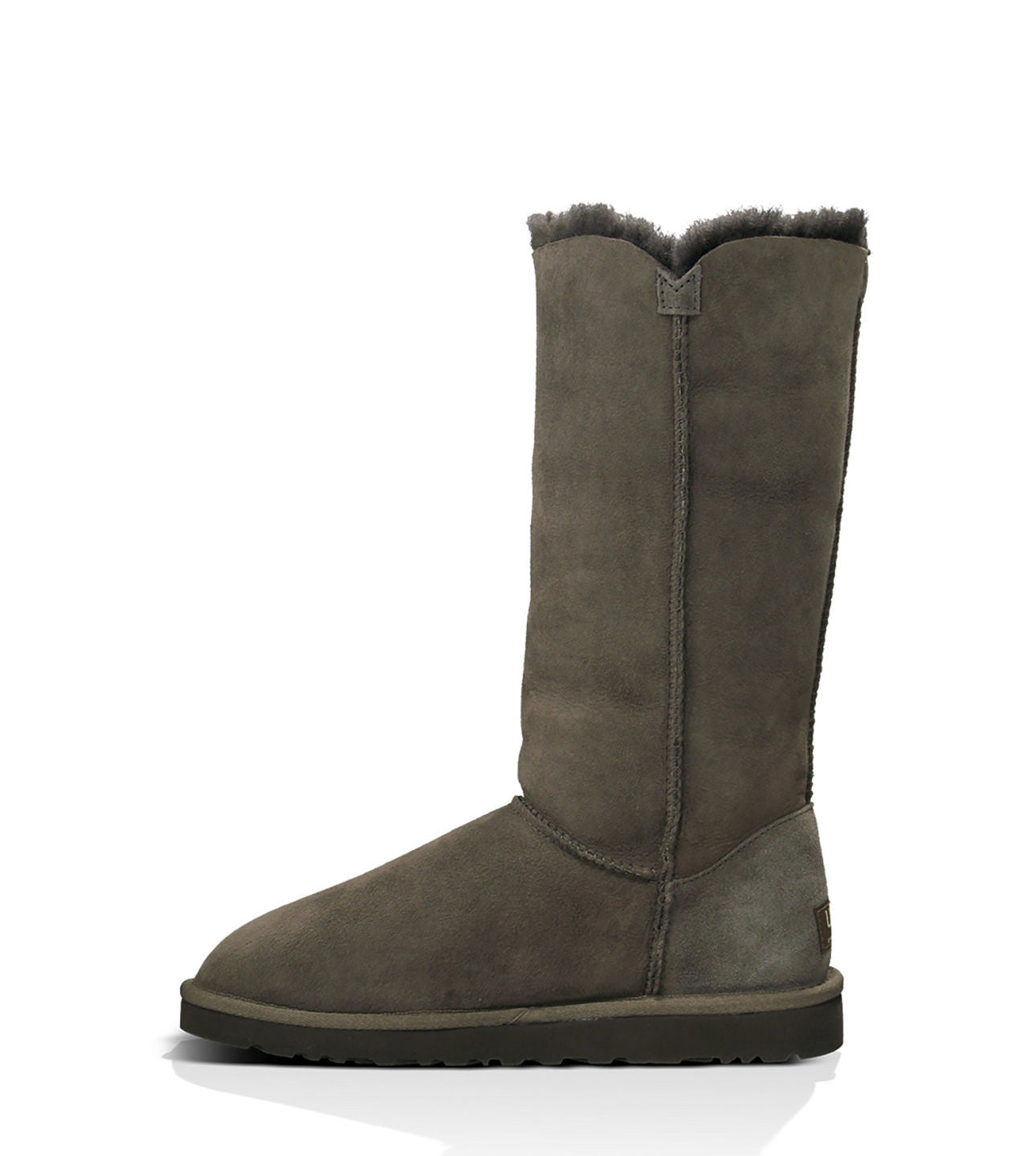 UGG Australia Womens Bailey Button Triplet Chocolate