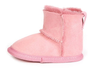 EMU Australia Baby Bootie Orchid Pink