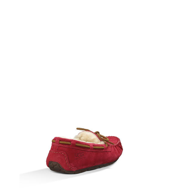 UGG Womens Dakota Jester Red