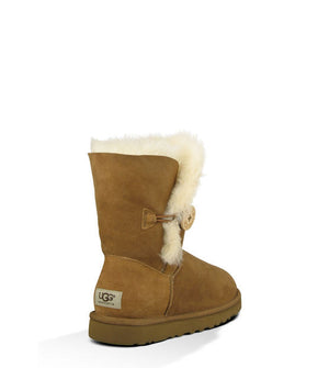 UGG Womens Bailey Button II Chestnut