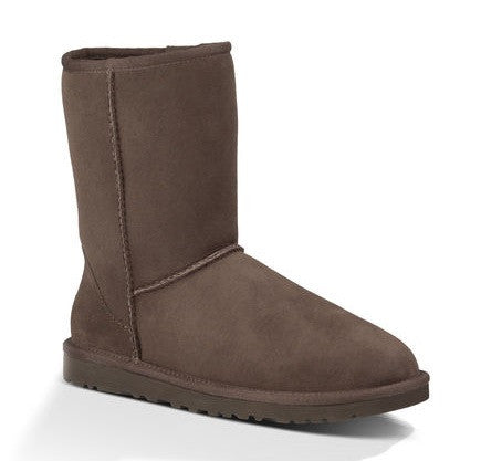 UGG  Womens Classic Short II Chocolate