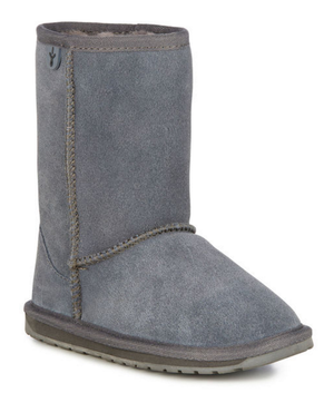EMU Australia Wallaby Lo Charcoal