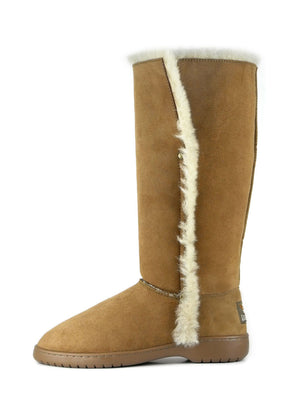 Canterbury Sheepskin Ava Chestnut